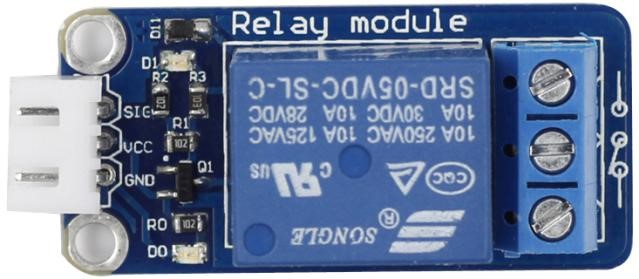 Relay(LOW) for Arduino - Wiki