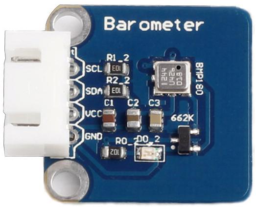 Barometer-BMP180 Module - Wiki
