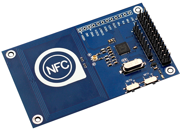 PN532 NFC Module for Raspberry Pi - Wiki