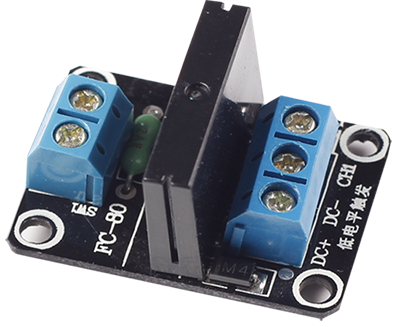 1 Channel 5V Solid State Relay Module - Wiki on
