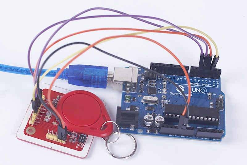 PN532 NFC RFID Module - Wiki