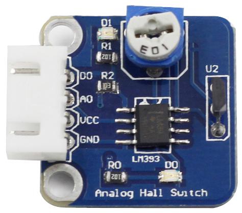 Hall Sensor module - Wiki