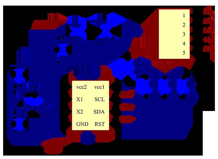 rtc-ds1302 module
