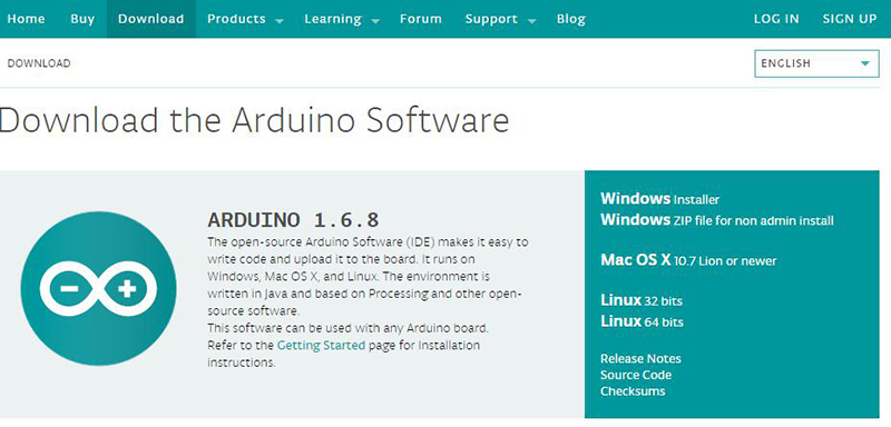 Arduino software free download 32 bit