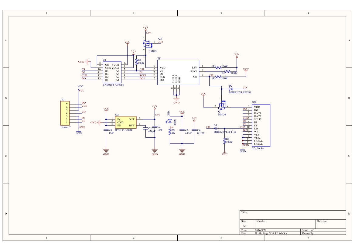 Schematic. Shifting_SD%26TF ...