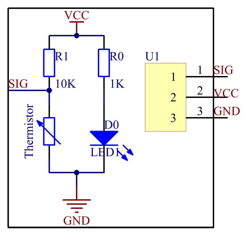 Thermistor Wiring Diagram from wiki.sunfounder.cc