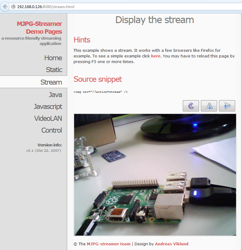 Controlling Smart Video Car for RPi on Windows - Wiki