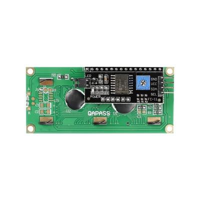 I²C LCD1602 - Wiki